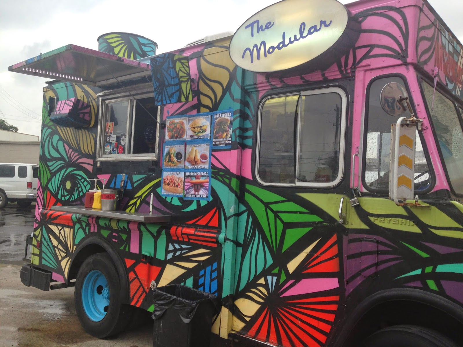 The Modular Unit Food Truck, Houston TX