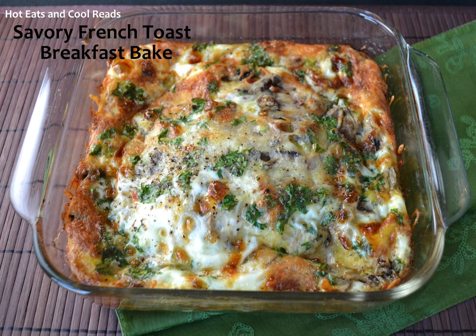savory french toast breakfast bake recipe - Halloween Casserole Recipe Ideas