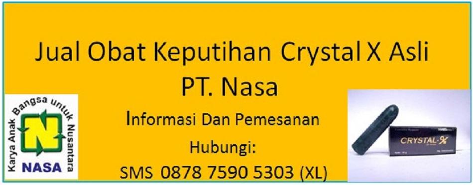 Info Dan Pesan 0878 7590 5303 (XL) | KEPUTIHAN | OBAT KEPUTIHAN | CRYSTAL X |  KEPUTIHAN SAAT HAMIL