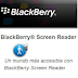 Pembaca Layar BlackBerry, BlackBerry Aplikasi untuk Membantu Blind Cacat