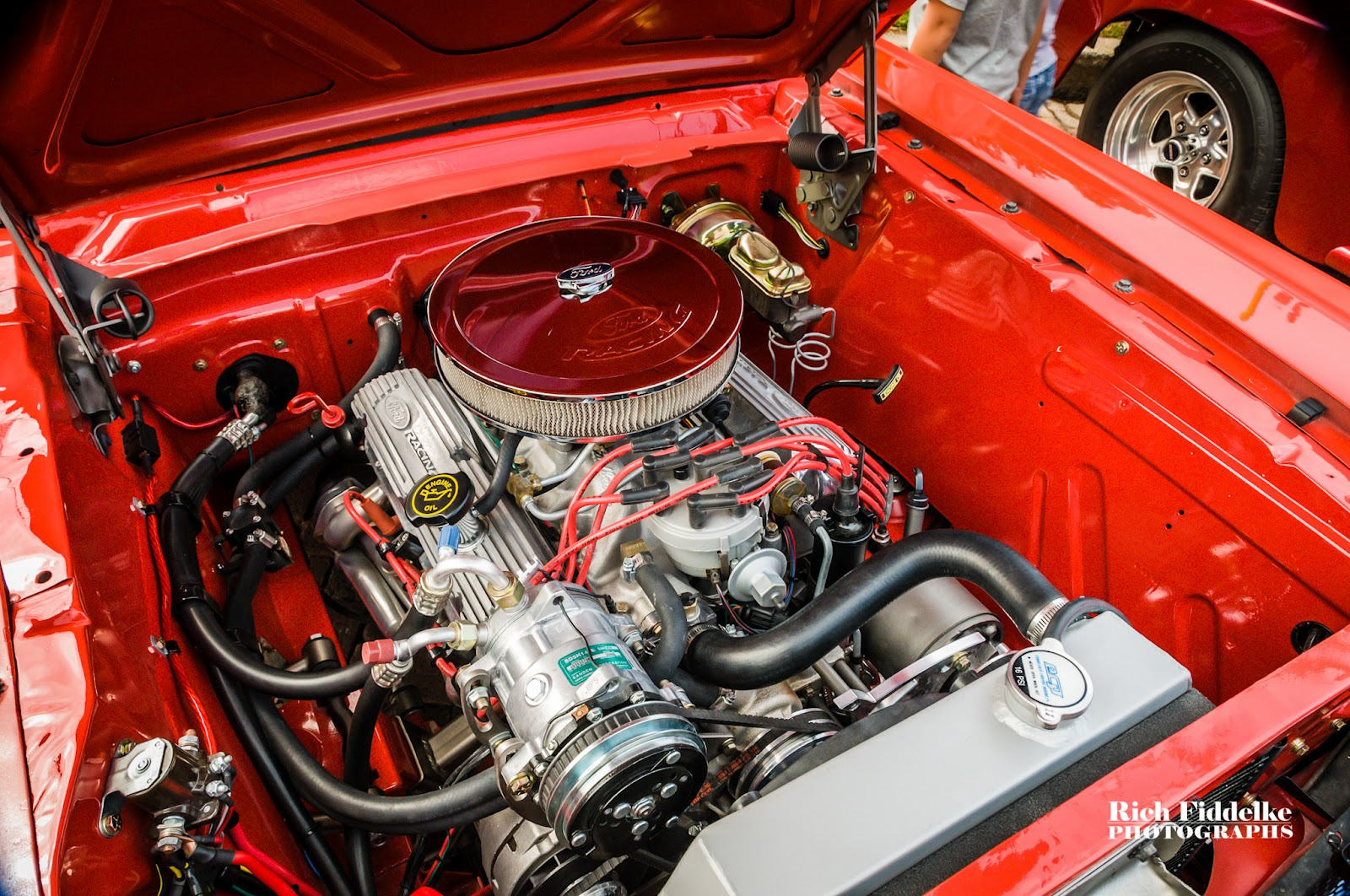 1965 mustang fastback engine - photo #10