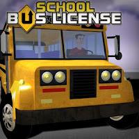 School Bus License , Free Games OnLine,  Games em Flash,  Jogos de animação,  Jogo de Carros,