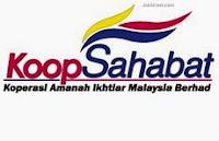 Jawatan Kosong Koperasi Amanah Ikhtiar Malaysia Berhad