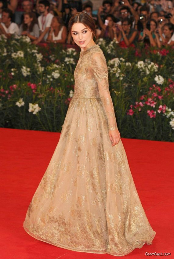 Keira Knightley On The Red Carpet Keira Knightley