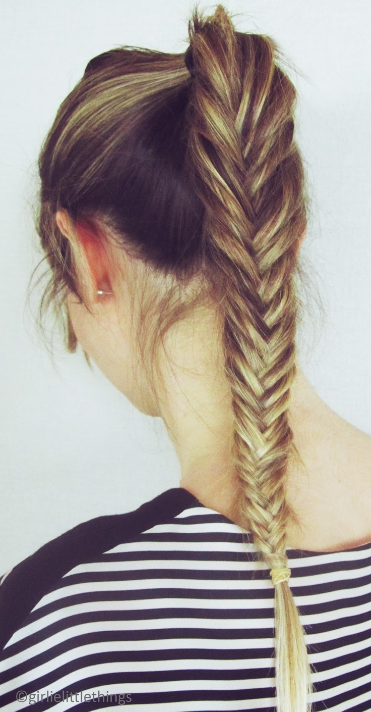 Preppy Daily: School Smarts Part IV: Hairstyles for School