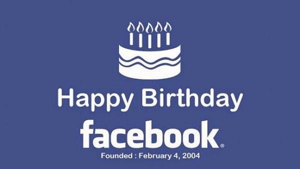 Facebook kỉ niệm 10 năm thành lập