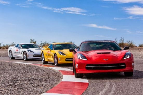 "Chevrolet ""Stingray School"" to Maximize Driving Experience"