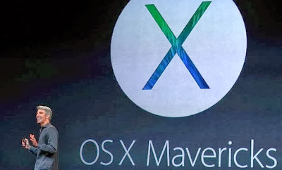 osx mavericks apple