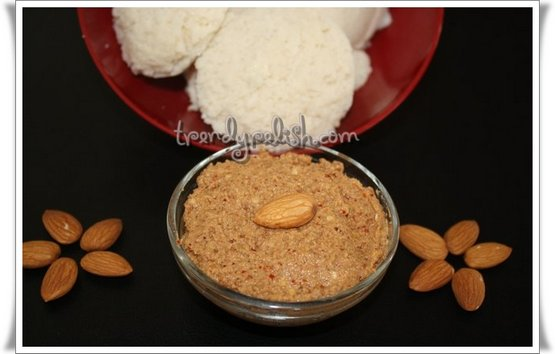 Almond Chutney