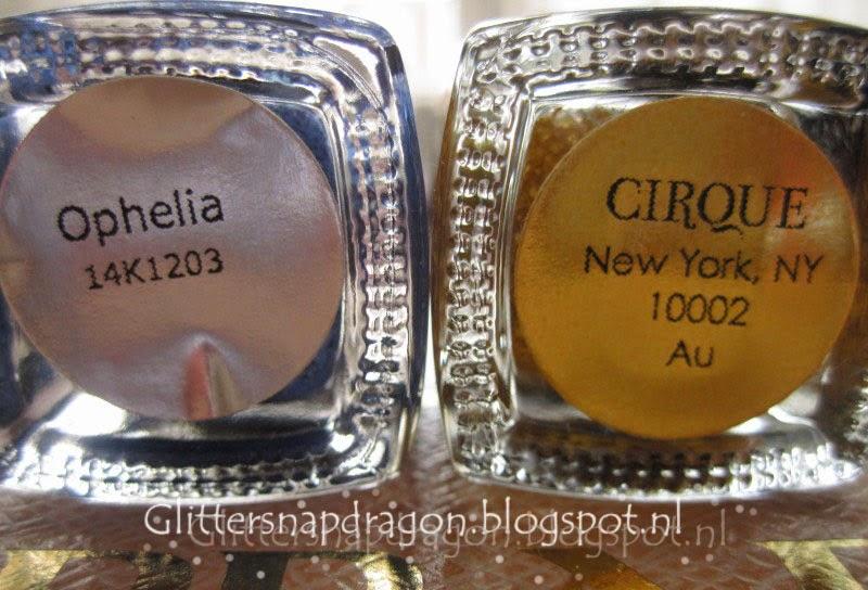 Cirque Ophelia & Au