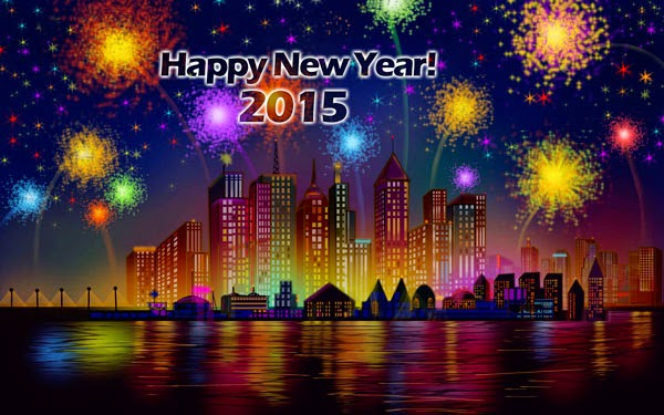 Best Of Happy New Year 2015 Fireworks Wallpapers
