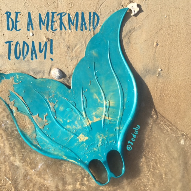 Start out your Mermaid Journey with Mahina Fins!