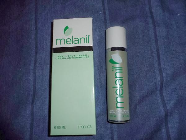 melanil crema antimanchas
