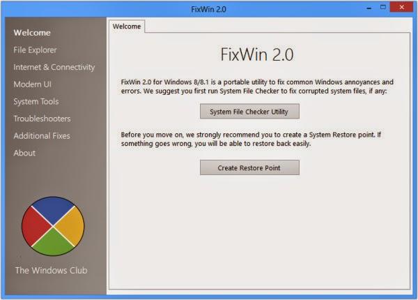 fixwin 2.0