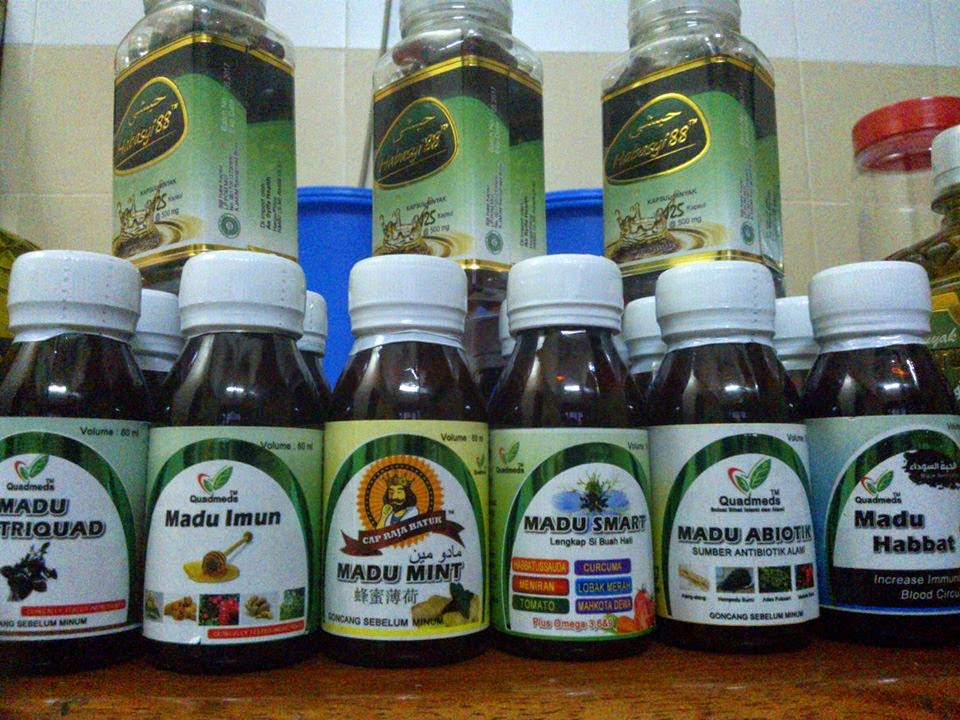 Madu Herba As Syifa Health