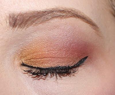 Kat Von D Mi Vida Loca Remix Eyeshadow Palette EOTD