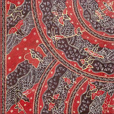 indonesian batik collection