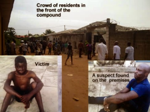 igbo boy kidnapped ogun state