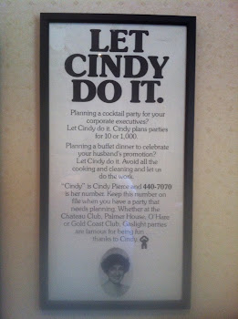 Let Cindy Do It!