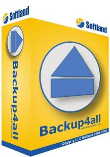 Backup4all Professional v4.8 Full Patch