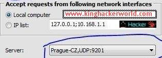 Airtel Proxy hack