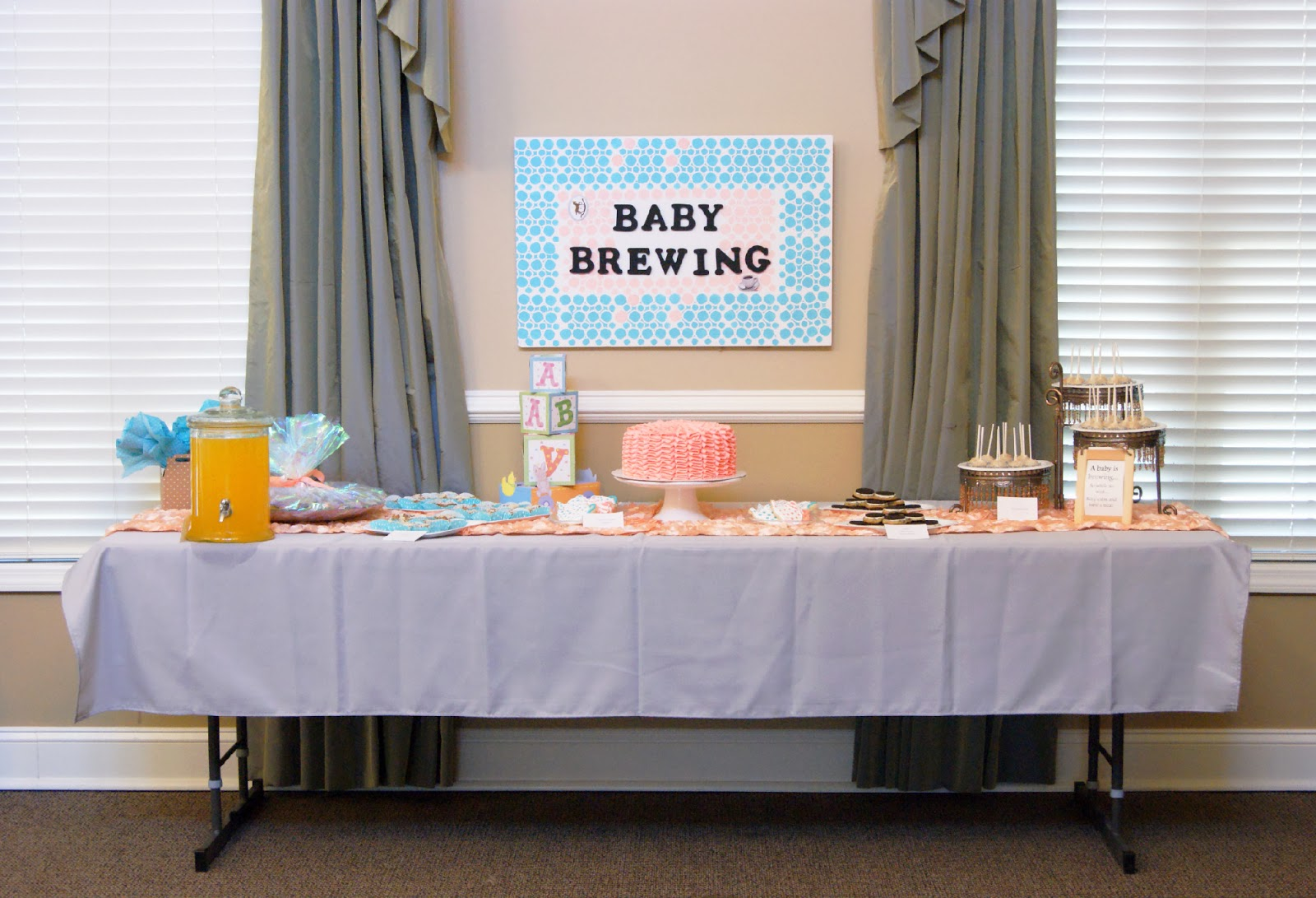 Baby Shower Dessert Table Confessions Of A Confectionista