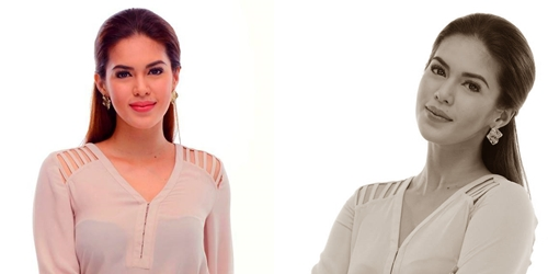 Shaina Magdayao as Gabbie Salazar, the fourth child who is a school teacher and lives with their mother (Coney Reyes)