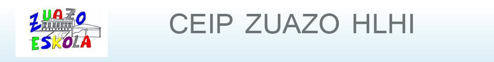 CEIP ZUAZO HLHI
