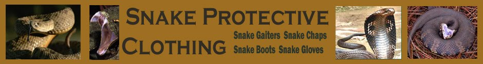 Snake Protective Clothing