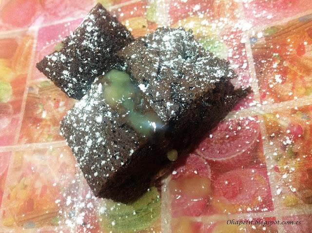 Brownie de mand...
