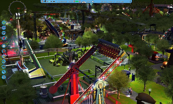 RollerCoaster Tycoon 3 Platinum PC Screenshot Gameplay 5 RollerCoaster Tycoon 3 Platinum PC Cracked
