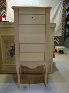 Las manualidades de pilar como decorar un mueble joyero - Como decorar un mueble ...