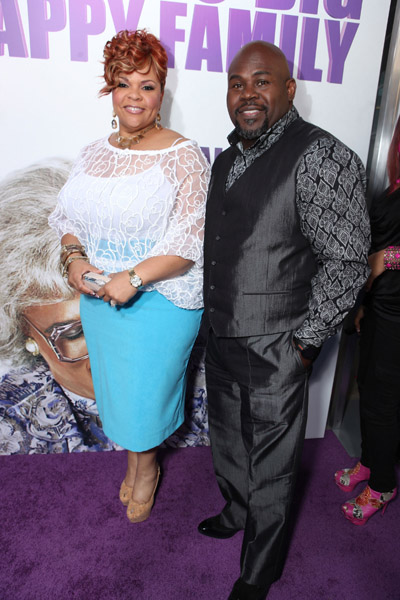 David and Tamela Mann Family