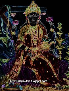 Goddess Lakshmi - Lakshmi Gayatri Mantra