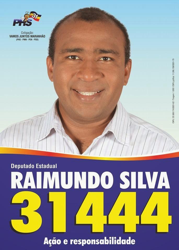 RAIMUNDO SILVA DEPUTADO ESTADUAL