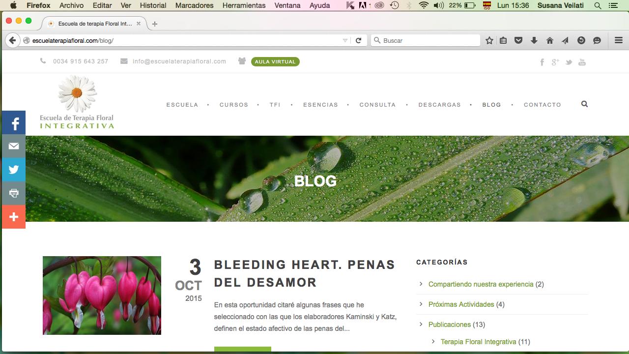 Visita el NUEVO Blog