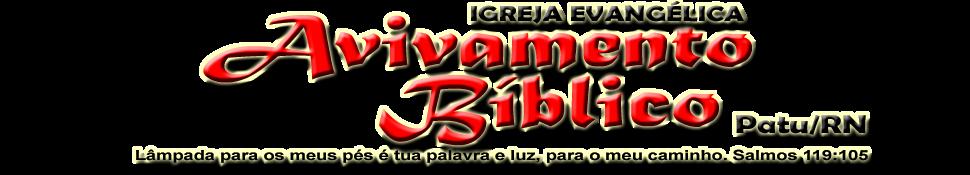 Igreja Avivamento Biblico de Patu