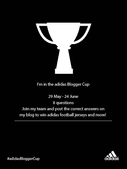 Adidas Blogger Cup 1