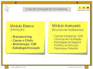 Facilitadores de Workshop Estratégia Inovação IDM Innovation Decision Mapiping