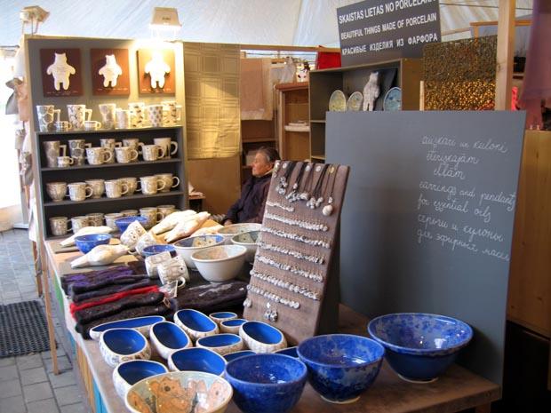 egle amatnieku tirdziņš aira lesiņa porcelāns