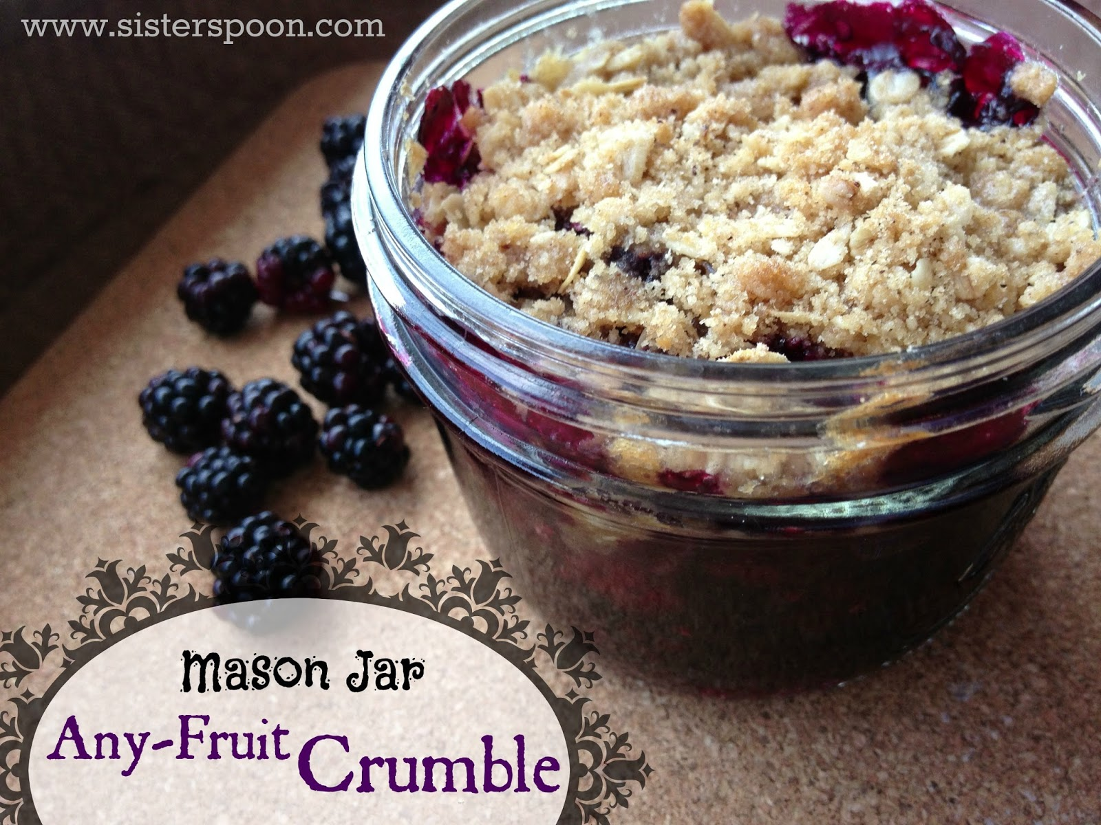 fruit cobbler crumbles really come together and warm any fruit crumble ...