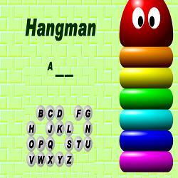 Hangman (Fun English Educational Game)