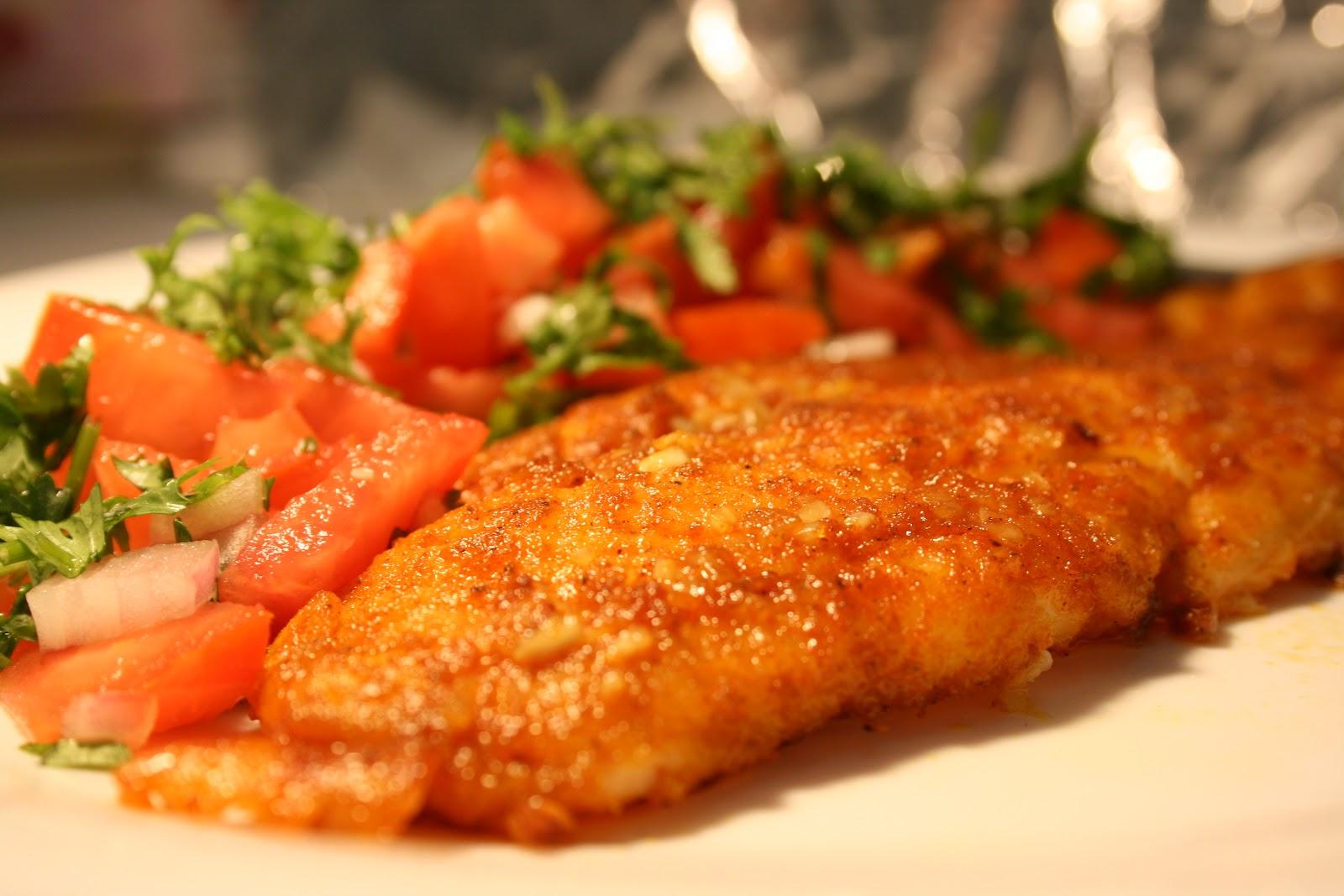 Fish fillet car interior design for Fish fillet recipe