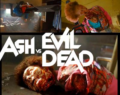 ASH VS EVIL DEAD EPISÓDIOS 1 E 2: