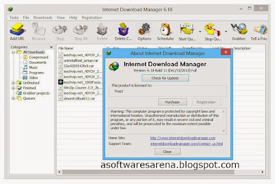 IDM 6.18 Build 11 Download