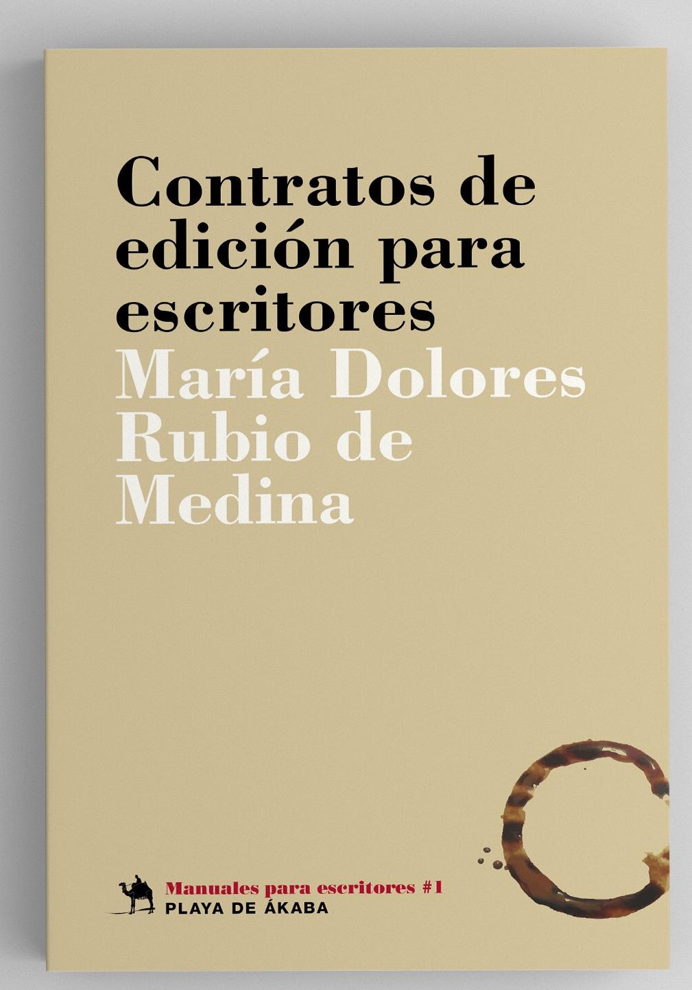 Contratos de edición para escritores