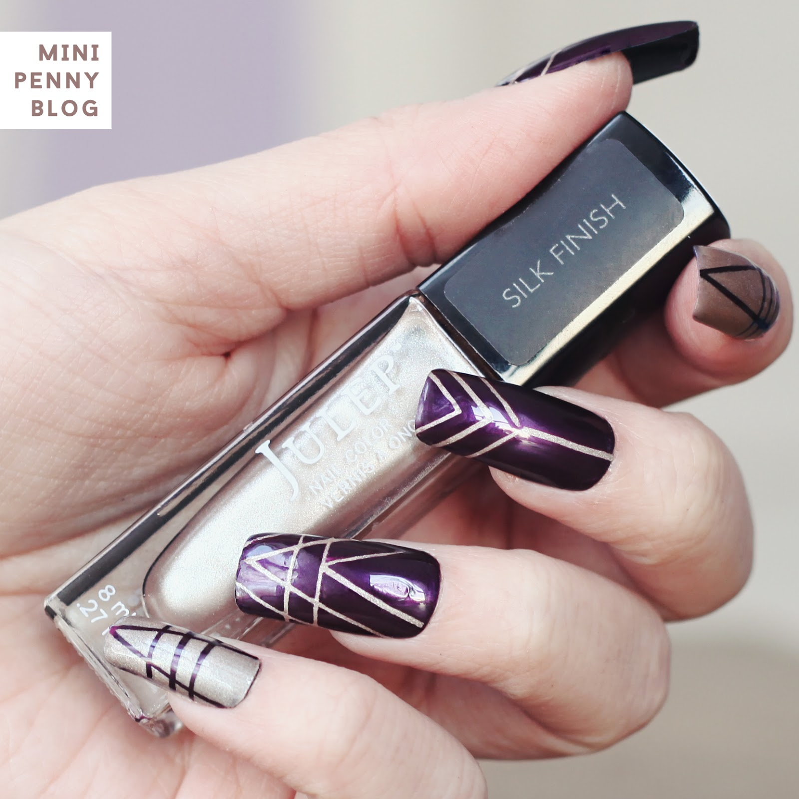 MINI PENNY: You\'ve Got Nail 23 // Julep Maven January Boho Glam + ...