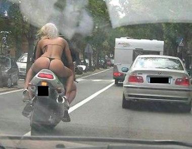 Dumb Ass Biker 33