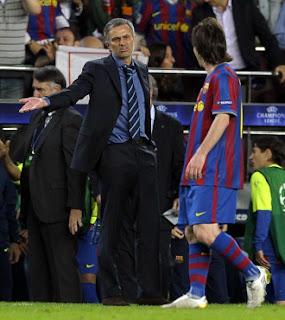 Messi: «Mourinho dice cosas que te calientan»