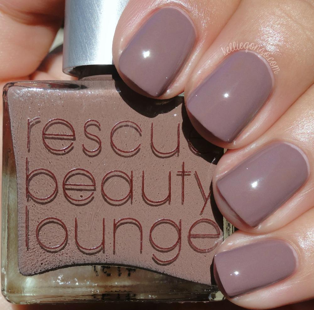 Rescue Beauty Lounge - Gelato Al Cioccolato // kelliegonzo.com
